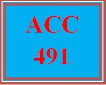 ACC 491 Week 2 Auditing, Attestation, and Assurance Services Paper