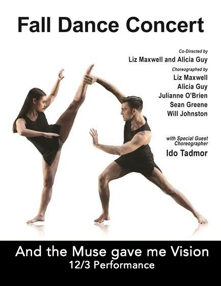 And the Muse gave me Vision 12/2/16 Performance