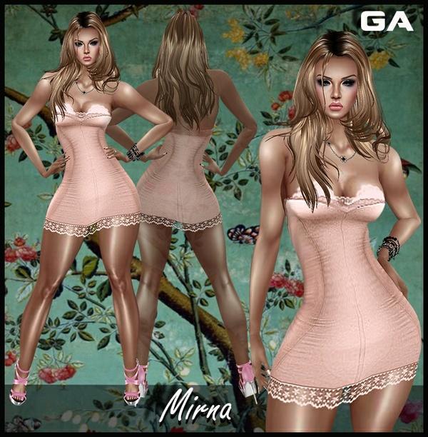 Mirna Dress GA