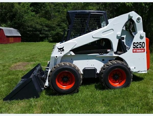 Bobcat S250 Turbo, S300 Turbo Skid - Steer Loader Service Repair Manual (S/N 521311001 & Above... )