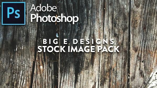 Big E Designs Stock Image Pack