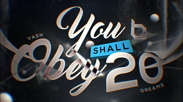 You Shall Obey #20 PROJECT FILE