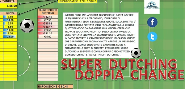 Super Dutching Doppia Change