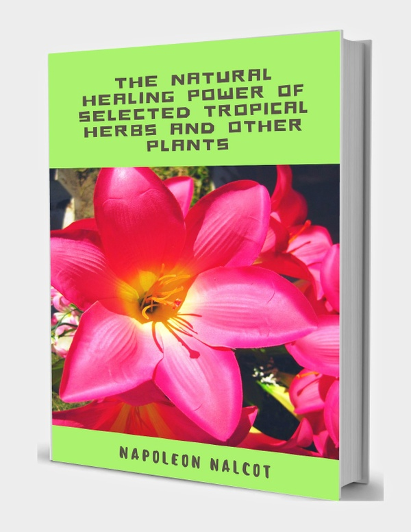 The Natural Healing Power Of Selected Tropical Herbs And Other Plants