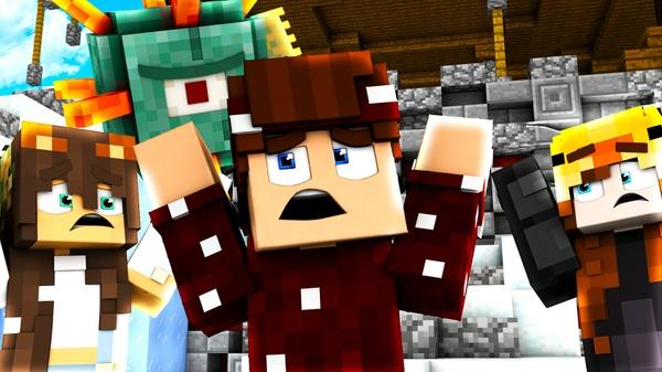 Minecraft Render Thumbnail