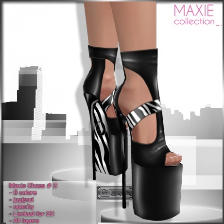 2014 Maxie Shoes # 2