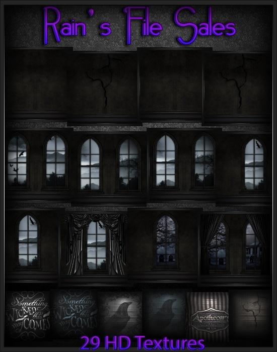 Wicked Raven --IMVU ROOM TEXTURES
