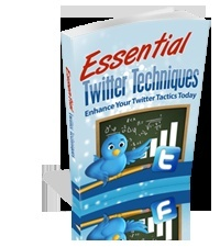 Essential Twitter Techniques (Including MRR)