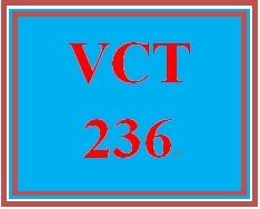 VCT 236 Week 3 Individual Banner