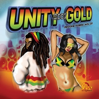 [Single-Tracked Download] Unity Sound - Unity Gold 2007 - Disc One - Reggae Mix