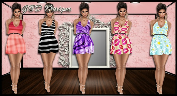 VIP Feb Simple Dresses Collection CATALOG ONLY!!