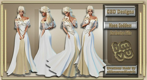Moon Goddess Collection Exclusive Resell Rights