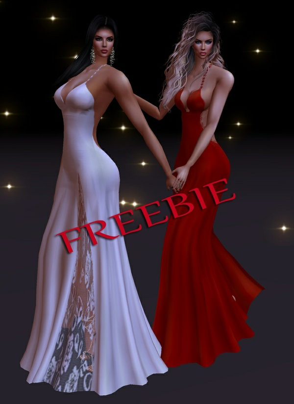 2 Gowns For Free