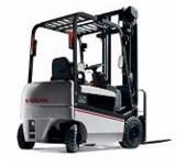 Nissan Electric Forklift Q02 series service repair manual