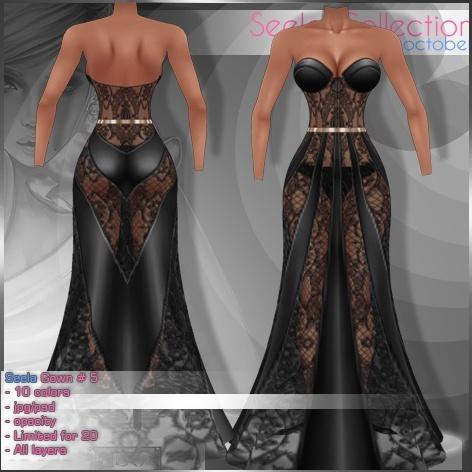 2014 Seela Gown # 5