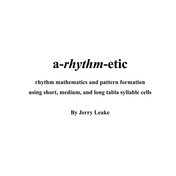 a-rhythm-etic
