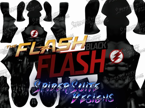 Classic Black Flash 2017 Pattern