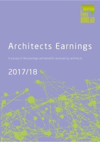 Architects Earnings 2017/18