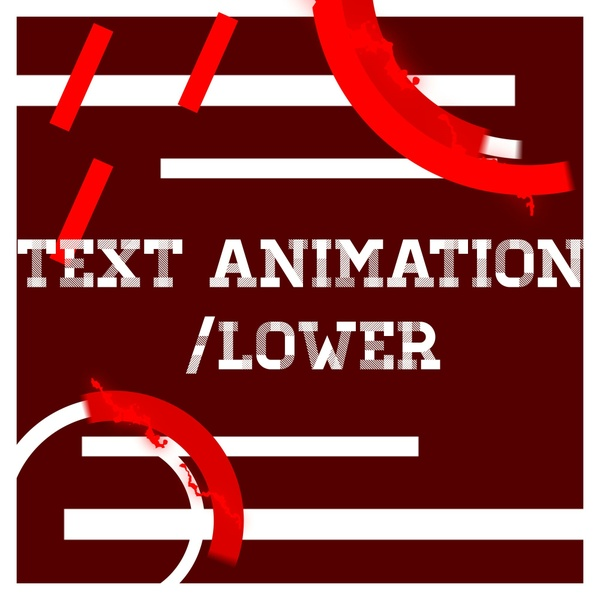 Text Animation / Lower
