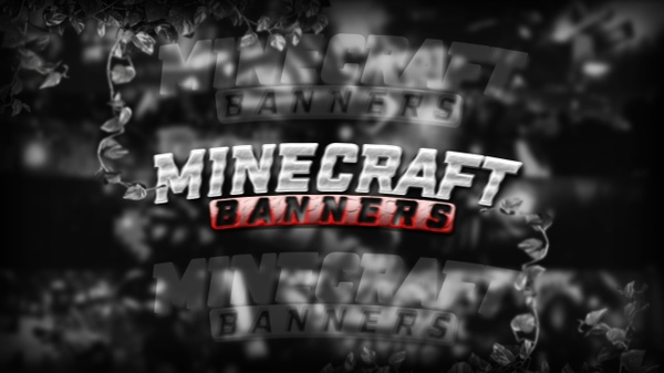 ➽ Minecraft Banner. ( Closed for commissions )