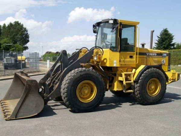 VOLVO L70C WHEEL LOADER SERVICE REPAIR MANUAL - DOWNLOAD