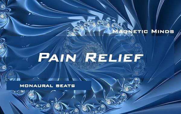 Pain Relief - Migraine Relief, Back Pain Relief, Arthritis Relief - Delta Monaural Beats (v4)