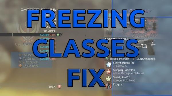MW2 Class Fixing