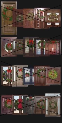 20 IMVU Holiday Door Textures