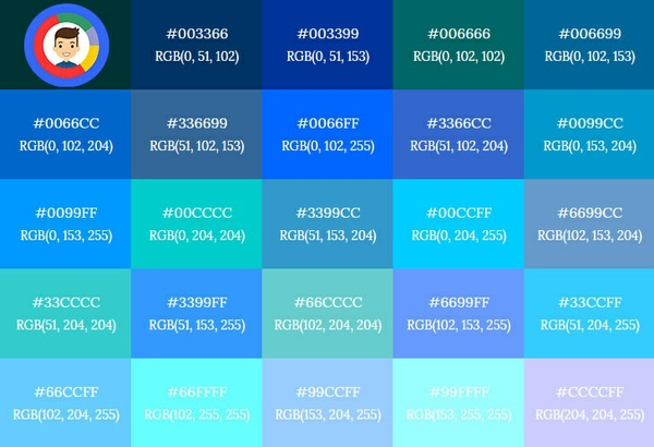 290+ Photoshop Color Swatch (.aco) Files - Web Color Dude!