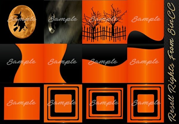 Halloween Set Sin Textures Pack Catty Only!!!