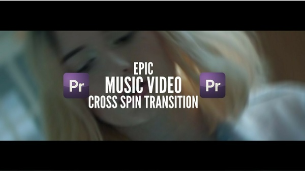Cross Spin Zoom Effect!