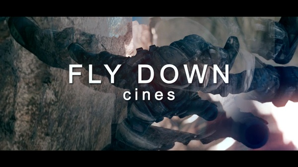 FLY DOWN! (Cinematics)