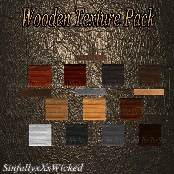 Wooden Textures ( 15 Textures)