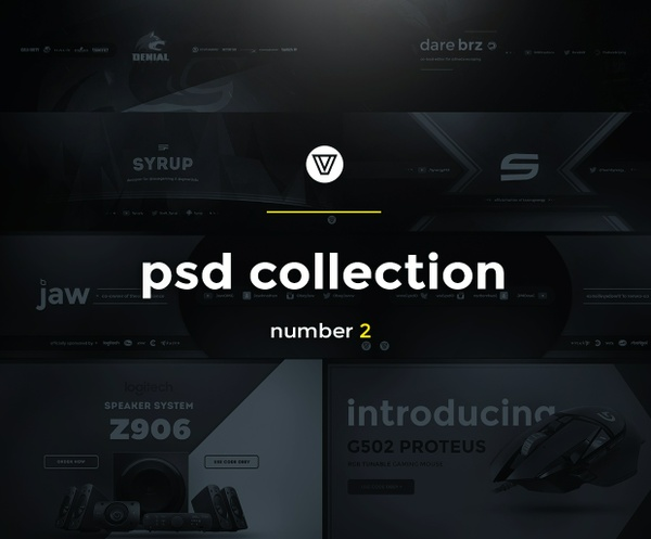 PSD Collection #2