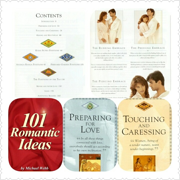 101 Romantic Ideas, How To Make Love All Night & Drive Women Crazy, Kama Sutra, The Art of Oral Sex