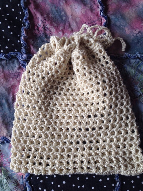 Lingerie Bag Pattern