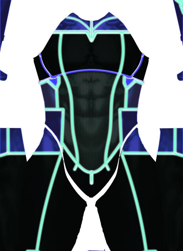 Lancer Dye-Sub Pattern