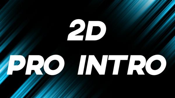 2d pro intro