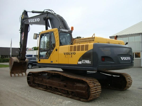 VOLVO EC290B LC (EC290BLC) EXCAVATOR SERVICE REPAIR MANUAL - DOWNLOAD