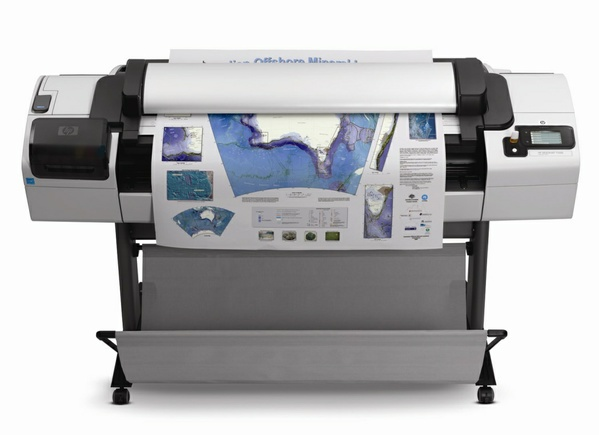 HP Designjet T2300 eMFP series Printer Service Repair Manual