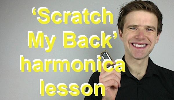 Scratch My Back (Slim Harpo)