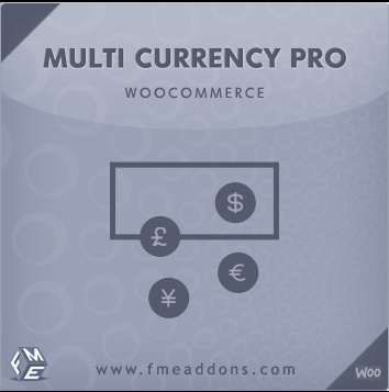 WooCommerce Multi Currency Extension by FMEAddons