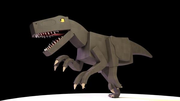 Velociraptor Rig