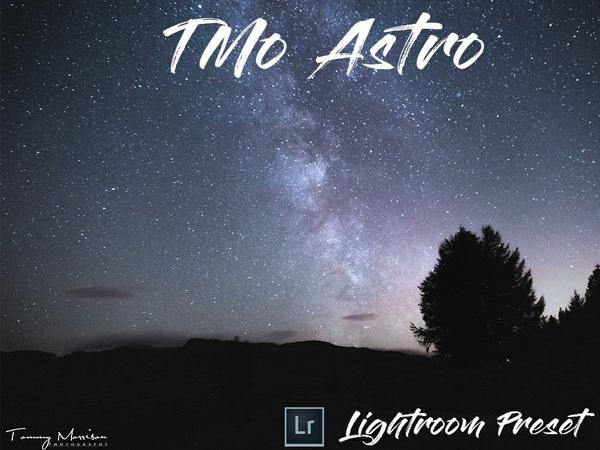 TMo Astro - Lightroom Preset