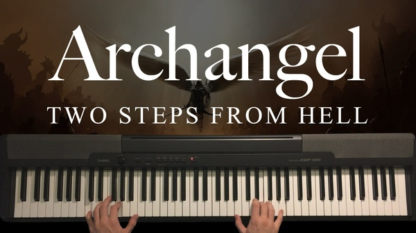 Archangel Piano Sheet Music (Two Steps From Hell)
