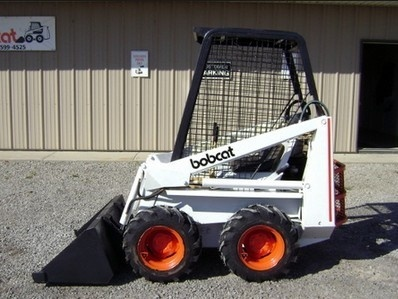 Bobcat 371 Skid Steer Loader Service Repair Workshop Manual Download (Gasoline & L.P.Gas)