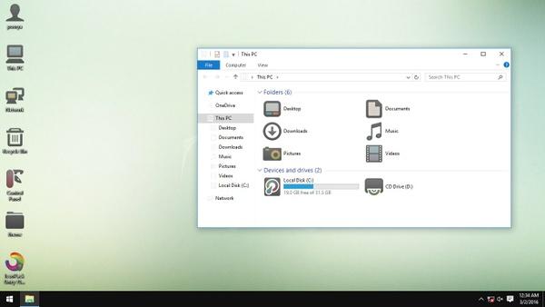 Unity 2016 Colored IconPack