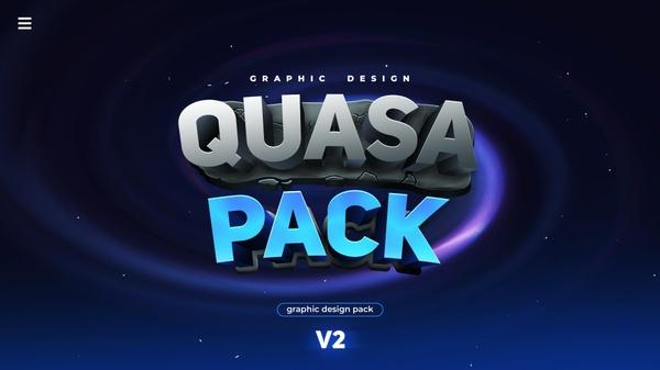 Quasa Graphic Design Package