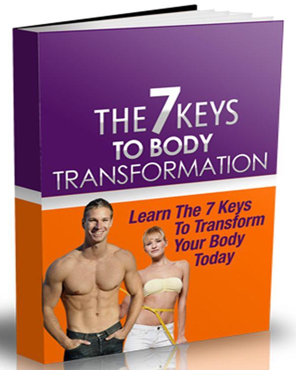 The 7 Keys To Body Transformation MRR+RR+PLR