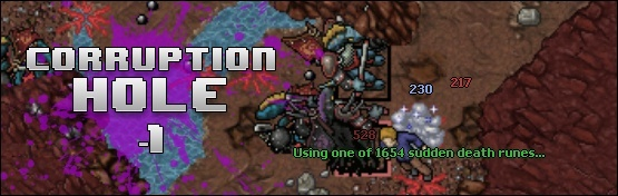[M] Corruption Hole -1 of Zao
